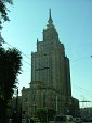 Riga - kopie známého moskevského hotelu