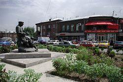 V ulicích Gyumri