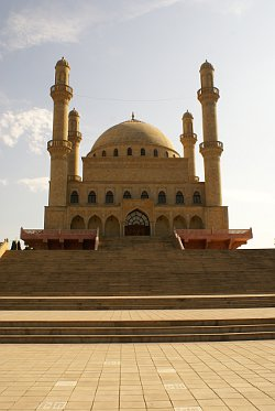 Nardaran - mešita