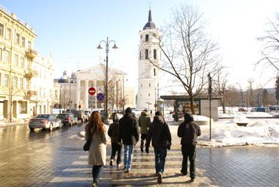 ESAZLESA ve Vilniusu
