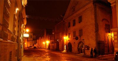 Noèní Tallinn