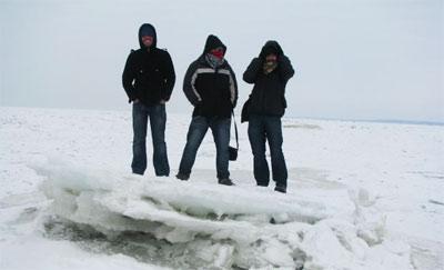 Zamrzlý Balt