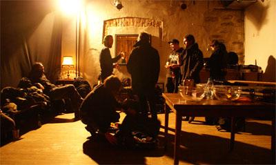 Backstage v Tallinnu