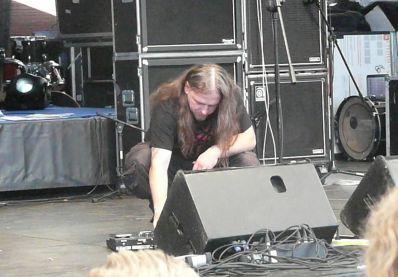 VADER: Piotr Wiwczarek štelující