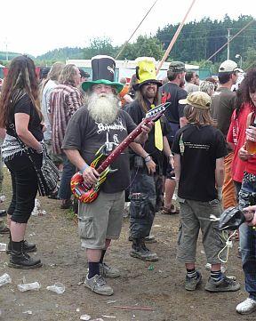 heavy metal kvete v každém vìku