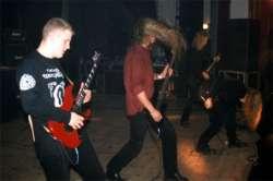 DARK TRANQUILLITY live 1995
