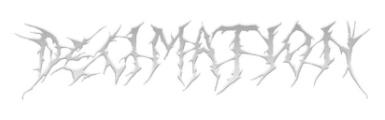 DECIMATION (logo)