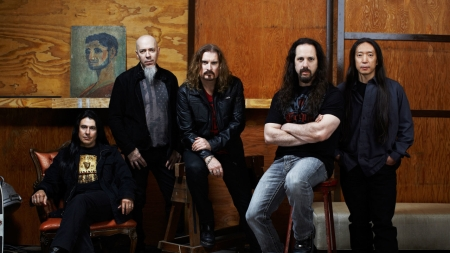DREAM THEATER v roku 2016