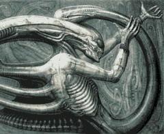 H. R. Giger - Necronom IV