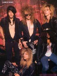GUNS N´ROSES 1987