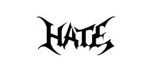 HATE (logo)