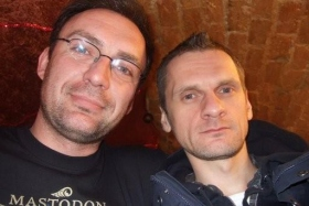 Rudi Rus & Daniel Baláž