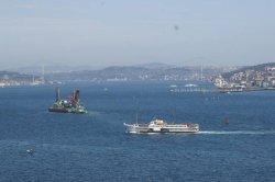 Istanbul - Bosporský záliv