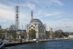 Mešita ve ètvrti Besiktas