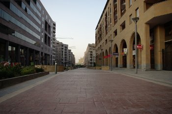 Jerevan - centrum