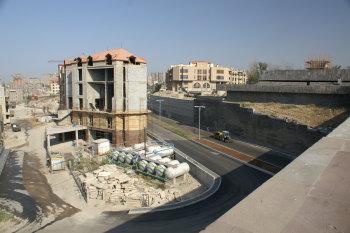 Jerevan - nová výstavba