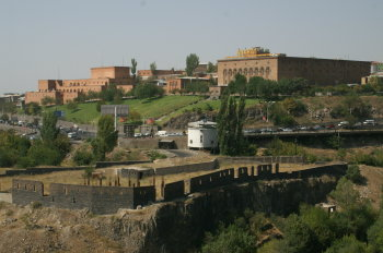 Jerevan - likérka Ararat
