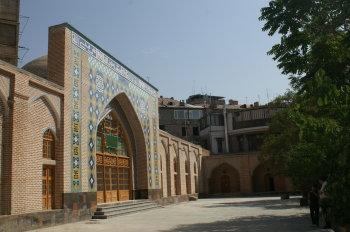 Jerevan - Íránská mešita
