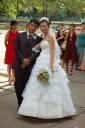 Biškek - svatba