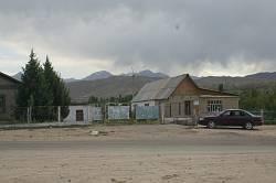 Kyrgyzský venkov