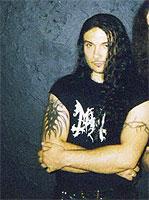 Hellhammer (MAYHEM, DIMMU BORGIR)