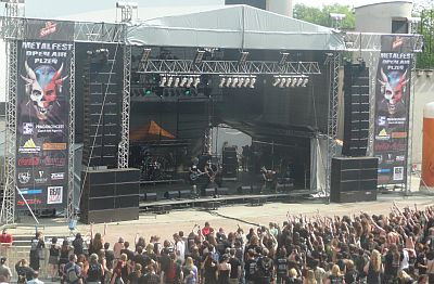 METALFEST OPEN AIR 2011