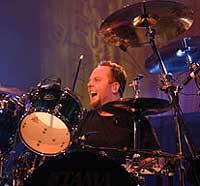 Lars Ullrich - METALLICA
