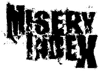 MISERY INDEX - logo