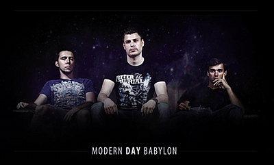 MODERN DAY BABYLON - koncertní sestava