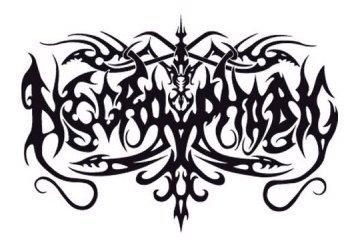 NECROPHOBIC (logo)