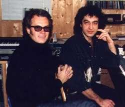 Glenn Hughes and Nikolo