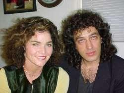 Alannah Myles and Nik