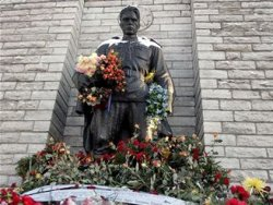 Talin - problematický památník rudé armády