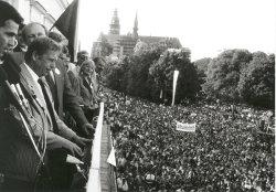 Nežná revolúcia v Košiciach