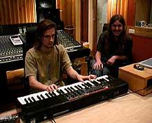 Steve Wilson a Mikael Akerfeldt