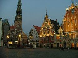 Riga - Radnièní námìstí