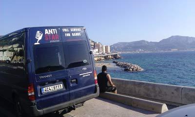 Francie, Marseille