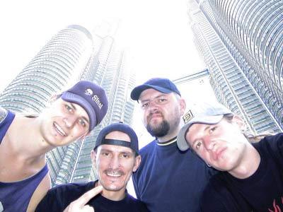 Malaysia, Kuala Lumpur s Ingrowing