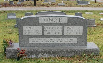 hrob rodiny Howardovy