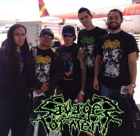 SAVAGES TORMENT