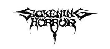 SICKENING HORROR (logo)