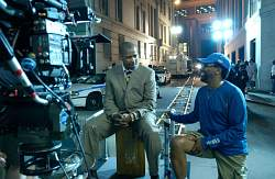 Denzel Washington a Spike Lee