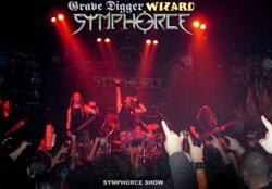 SYMOHORCE - live