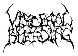 VISCERAL BLEEDING (logo)
