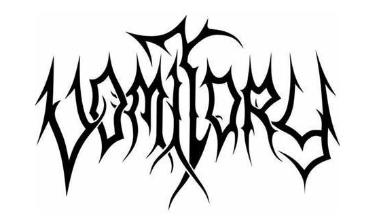 VOMITORY (logo)