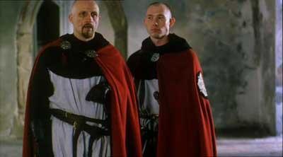 Hlavní duo hnusákù... jeden vìtší karakter než druhý.