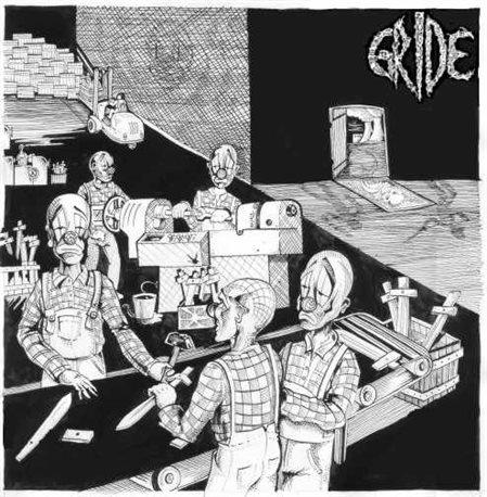 GRIDE - Tanec bláznù