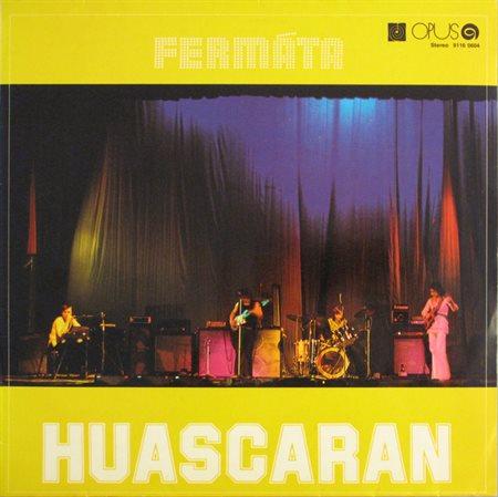 FERMÁTA - Huascaran