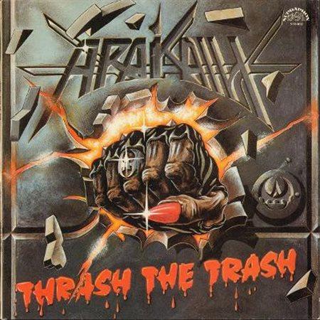 ARAKAIN - Thrash The Trash