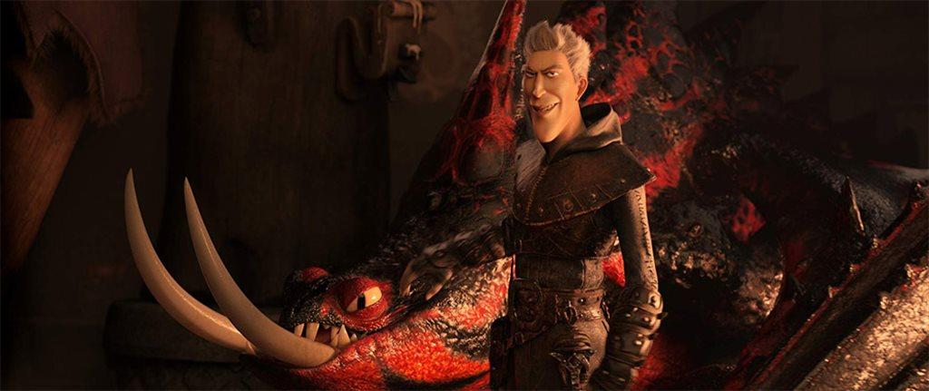 Jak vycvièit draka 3